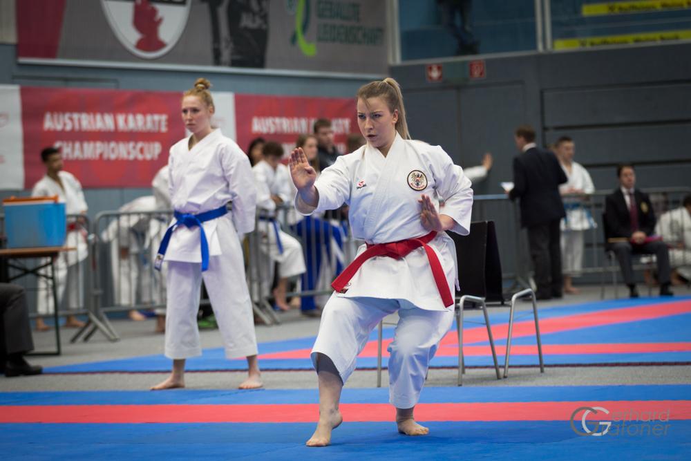 AUSTRIAN KARATE CHAMPIONSCUP 2019 Hard KARATE VORARLBERG Patricia Bahledova