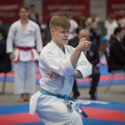 AUSTRIAN KARATE CHAMPIONSCUP 2019 Hard KARATE VORARLBERG Saku Virtanen KARATE HOFSTEIG