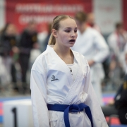 AUSTRIAN KARATE CHAMPIONSCUP 2019 Hard KARATE VORARLBERG Hanna Devigili