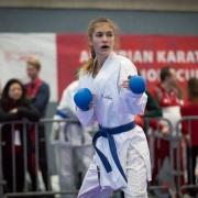 AUSTRIAN KARATE CHAMPIONSCUP 2019 Hard KARATE VORARLBERG Stella Kleinekathöfer