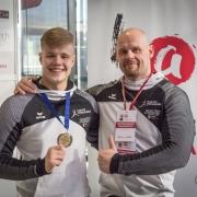 AUSTRIAN KARATE CHAMPIONSCUP 2019 Hard KARATE VORARLBERG Saku Virtanen Sami Virtanen KARATE HOFSTEIG