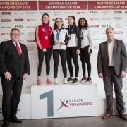 AUSTRIAN KARATE CHAMPIONSCUP 2019 Hard KARATE VORARLBERG Christian Reiter KARATE AUSTRIA Helmut Seewald