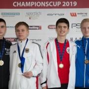 AUSTRIAN KARATE CHAMPIONSCUP 2019 Hard KARATE VORARLBERG Michael Kruckenhauser Budoland Christian Reiter KARATE AUSTRIA