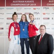 AUSTRIAN KARATE CHAMPIONSCUP 2019 Hard KARATE VORARLBERG Christian Reiter KARATE AUSTRIA