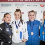 AUSTRIAN KARATE CHAMPIONSCUP 2019 Hard KARATE VORARLBERG Marina Vukovic