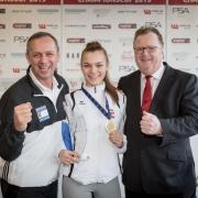 AUSTRIAN KARATE CHAMPIONSCUP 2019 Hard KARATE VORARLBERG Ivo Vukovic Marina Vukovic Christian Reiter