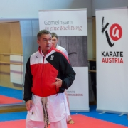 INNOVATION DAYS 2019 KARATE VORARLBERG KARATE AUSTRIA Kumite Juan Luis Benitez