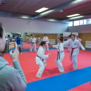 INNOVATION DAYS 2019 KARATE VORARLBERG KARATE Austria Kumite Marijana Maksimovic