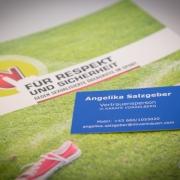 INNOVATION DAYS 2019 KARATE VORARLBERG KARATE AUSTRIA Vertrauensperson Angelika Salzgeber Respekt und Sicherheit im Sport