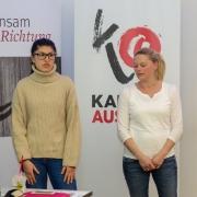 KARATE VORARLBERG Generalversammlung 2019 Olympiazentrum Vorarlberg Projekt Gleichklang Dilek Can Bianca Ritter