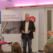 KARATE VORARLBERG Generalversammlung 2019 Olympiazentrum Vorarlberg Helmut Seewald