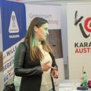 KARATE VORARLBERG Generalversammlung 2019 Olympiazentrum Vorarlberg Projekt Gleichklang Jeanette Amman-Rauch
