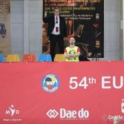 EKF Karate Europameisterschaft 2019 Guadalajara Karate Austria KARATE VORARLBERG