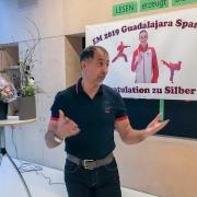 Empfang Bettina Plank EKF Vize Europameisterin 2019 KARATE VORARLBERG KARATE AUSTRIA KC Mäder Dragan Leiler