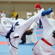 WKF Youth League 2019 Limassol KARATE VORARLBERG KARATE AUSTRIA Hanna Devigili