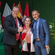 Österreichische Nachwuchsmeisterschaft 2019 Fürstenfeld KARATE VORARLBERG Christian Reiter Aleksandra Grujic Dragan Leiler