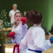 Österreichische Nachwuchsmeisterschaft 2019 Fürstenfeld KARATE VORARLBERG Stella Kleinekathöfer