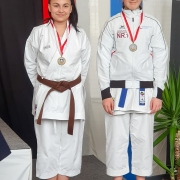 Shotokan ÖM 2019 St. Georgen KARATE VORARLBERG Dajana Maksimovic