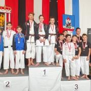 Shotokan ÖM 2019 St. Georgen KARATE VORARLBERG Felix Wagner Emil Wagner Tobias Rohr