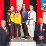 Shotokan ÖM 2019 St. Georgen KARATE VORARLBERG Milijana Dujic