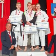 Shotokan ÖM 2019 St. Georgen KARATE VORARLBERG Vincent Forster