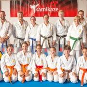 Kamikaze Sommercamp 2019 Neuhofen an der Krems KARATE VORARLBERG KARATE HOFSTEIG