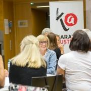 """Kick Off """"was alles ist Karate?"""" KARATE VORARLBERG 2019 Olympiazentrum Vorarlberg"""