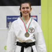 WSKA Shotokan WM Odivelas Jacqueline Berger