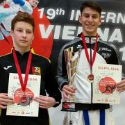 Vienna Open 2019 KARATE VORARLBERG Hamsat Israilov