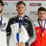 AUSTRIAN KARATE CHAMPIONSCUP 2020 Hard KARATE VORARLBERG Mihael Dujic