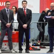 AUSTRIAN KARATE CHAMPIONSCUP 2020 Hard KARATE VORARLBERG Gerhard Grafoner KARATE AUSTRIA