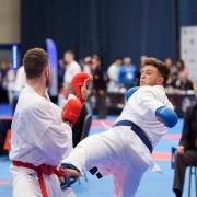 EKF Europameisterschaft 2020 Budapest Mihael Dujic KARATE VORARLBERG KARATE AUSTRIA