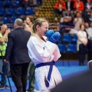 EKF Europameisterschaft 2020 Budapest Hanna Devigili KARATE VORARLBERG KARATE AUSTRIA