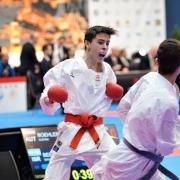 EKF Europameisterschaft 2020 Budapest Yannick Böhler KARATE VORARLBERG KARATE AUSTRIA