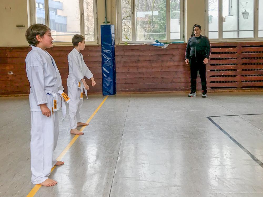 Karate Akademie Feldkirch KARATE VORARLBERG