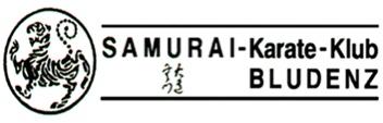 Logo Samurai Karate Klub Bludenz Website KARATE VOARARLBERG