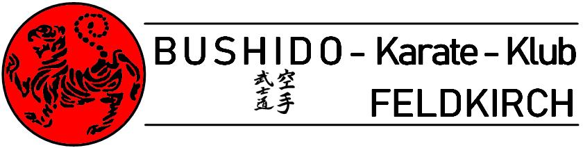 Bushido Karate Klub Feldkirch Logo