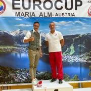 Euro Cup 2020 Geri Grafoner Ivo Vukovic KARATE VORARLBERG