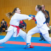 Karate Austria Nationalteam Trainings OZ Vorarlberg KARATE VORARLBERG Marijana Maksimovic