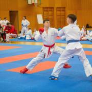 Karate Austria Nationalteam Trainings OZ Vorarlberg KARATE VORARLBERG Leon Giesinger