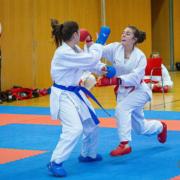 Karate Austria Nationalteam Trainings OZ Vorarlberg KARATE VORARLBERG Vanessa Giesinger