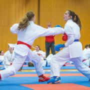 Karate Austria Nationalteam Trainings OZ Vorarlberg KARATE VORARLBERG Sara Skrijelj
