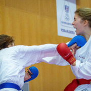 Karate Austria Nationalteam Trainings OZ Vorarlberg KARATE VORARLBERG Stella Kleinekathöfer