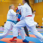 Karate Austria Nationalteam Trainings OZ Vorarlberg KARATE VORARLBERG Kristin Mathis