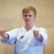 Österreichische Staatsmeisterschaft 2021 Sport Austrian Finals Graz KARATE VORARLBERG Vincent Forster