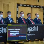 Österreichische Staatsmeisterschaft 2021 Sport Austrian Finals Graz KARATE VORARLBERG Serafettin Sisman