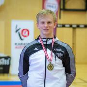 Österreichische Staatsmeisterschaft 2021 Sport Austrian Finals Graz KARATE VORARLBERG Gerhard Grafoner Vincent Forster