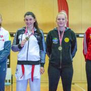 Österreichische Staatsmeisterschaft 2021 Sport Austrian Finals Graz KARATE VORARLBERG Rebecca Gehrer