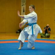 Österreichische Staatsmeisterschaft 2021 Sport Austrian Finals Graz KARATE VORARLBERG Patricia Bahledova