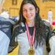 Österreichische Staatsmeisterschaft 2021 Sport Austrian Finals Graz KARATE VORARLBERG Vincent Forster Rebecca Gehrer Patricia Bahledova